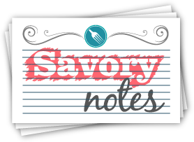 Savory Notes