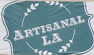 logo for art la